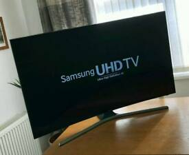 49in Samsung Curved 4K HDR Smart UHD LED TV WI-FI Freeview HD Warranty