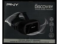 PNY 'The DiscoVRy Virtual Reality Headset' for moblile phones