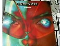 Vinyl babylon Zoo
