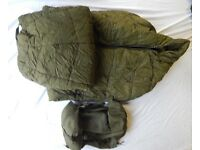 MILITARY QUALITY COMPRESSION SLEEPING BAG