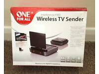 Wireless TV Sender