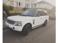 04 plate Range Rover vogue 4.4 V8 With LPG Full years mot