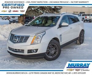2014 Cadillac SRX Premium AWD *Leather *NAV *Pano Sunroof