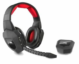 Sumvision PC Console Wireless Gaming Headset Headphone