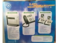 *Opened-Not Used*Circle Business Cordless Telephone System