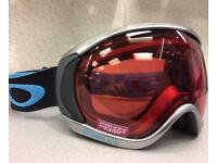 Oakley Canopy Snow Goggle with Prizm Rose lens