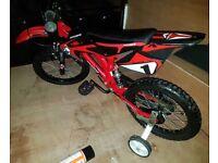 Avigo Motobike bike