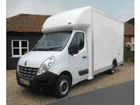 24/7 Superb Reliable Man And Van From £15/H. Hire Luton Tail Lift Van/ 7.5 Tonne Lorries