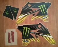 Monster Graphics for 07-09 RMZ 250