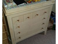 Mamas and Papas Dresser Chest of Drawers