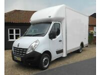 Super__FAST Man With Van. Hire House/Commercial Removal Luton Van/7.5 Ton Nationwide/Europe Move