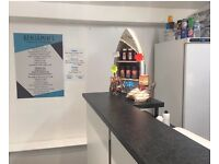 Fish and chip shop takeaway for sale Ripponden Halifax cheap rent
