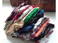 Women's shirt Ladies clothing blouse tops maxi dress skirts clothes bundle job lot