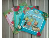 Fifi and the Flowertots Picture Book set