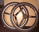 "Classic 26"" MTB X-Mags 3-Leg Mag wheels"
