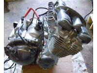 1992 YAMAHA XJ600 COMPLETE ENGINE AND GEARBOX - 28000 MILES - FULL WORKING ORDER KIT CAR/TRACK