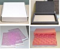 Packaging Supplies Boxes, Mailers, Bubble Bags, Foam
