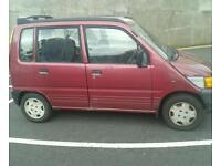 selling my we car niver let me down