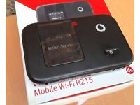 Unlocked Vodafone R215 HUAWEI E5372 150MBPS 4G LTE MOBILE BROADBAND WI-FI WIFI GENUINE