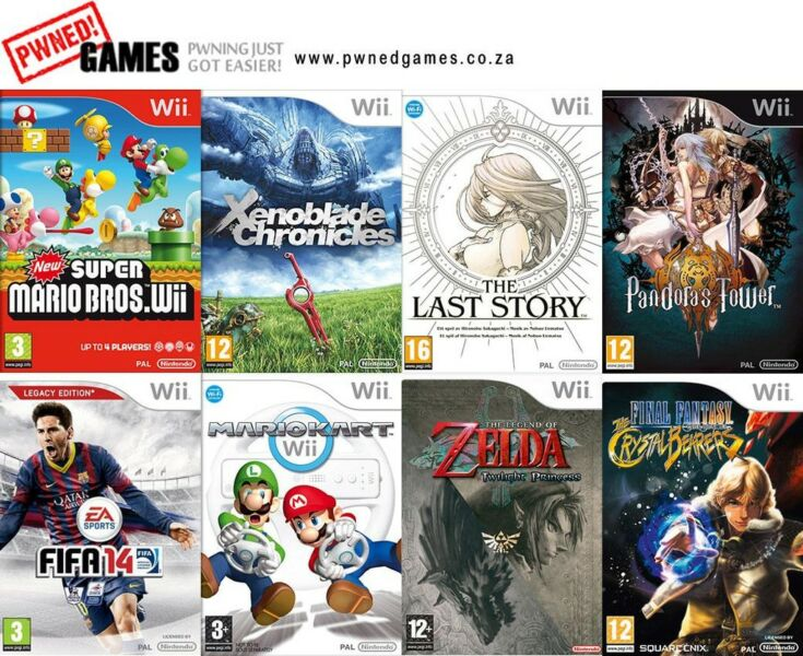 Wii Games [A-B] º°o Buy o°º Sell º°o Trade o°º
