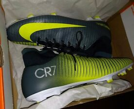 Nike mercurial CR7 size 10