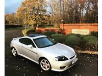 Ltd Ed Hyundai Coupe Atlantic 2006 - Full SH - MOT - Perfect - Only 500 Made - Low Owners SWAP PX