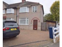 4 bedroom semi detached house to rent in Greenford