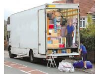 Man And*All Type* VANS/ Luton_Tail Lift Vans/ 7.5 Tonne Lorries*For Home/ Office*Removal/Deliveries*