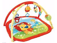 Bright Starts Lion In The Park Activity Gym - Brand New