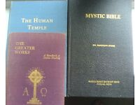 Astrology Tarot and esoteric rare books abbotskerswell