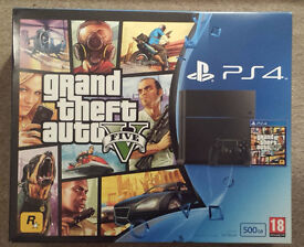 """*PRICE LOWERED* Playstation 4 (PS4) console 500GB - Very good condition - """"C-Chassis"""" model"""