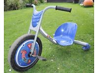 RAZOR RipRider 360° stunt trikes – four for sale at £20 each ONO (great for twins and friends)