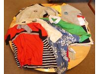 Men's XL Rugby Shirts - Various designs £3 each Excellent quality & condition