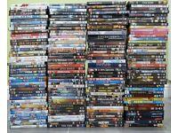 Over 165 Movie DVDs and Box Sets - Job Lot / Boot Sale / Market / Resale