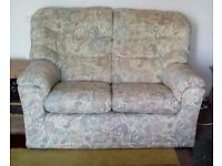 G-Plan 2 seater sofa and matching armchair