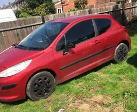 Peugeot 207 BARGAIN CHEAP RUNNER!