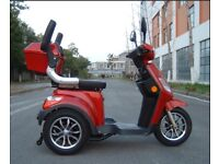 3 wheel electric mobilty scooter 60v 3