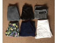Ladies Bulk Bundle Trousers and Skirts Small