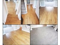 Professional Laminate/Carpet/Wood/Vinyl Floor Fitter/Layer