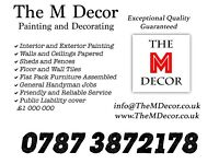 Painter, Decorator, Tiles, Handyman, Maintenance - Student Accommodation Discount - Exeter, Torbay