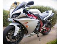 Yamaha R1 big bang may PX