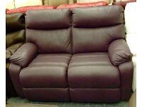 Brand new Harveys two seater reclining sofa
