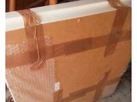 Free - 2 white LACK IKEA Tables