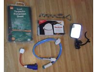 Caravan Accessories *All Listed* £35 For The Lot* Or Will Sell Separately*