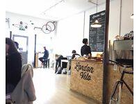Cafe Manager