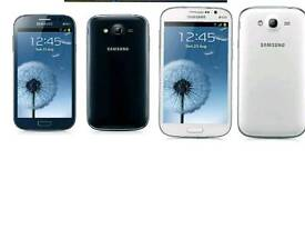 Brand New Unlocked Samsung Galaxy Grand Duos(Dual Sim) 8gb Black And White Colour Fully Boxed Up