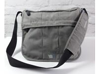 BabaBing Changing Bag. Integrated/removable mat. Insulated bottle pouch & dirty/wet/bin pocket.