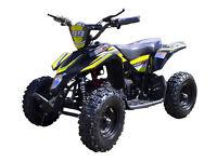MINI RAPTOR MK2 \MIDI moto quad bikes kids 2 stroke petrol UK TOP BRAND NEW