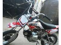 110cc pitbike Moto X
