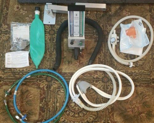 Belmed Pc7 Dental Nitrous Unit For Flowmeter Conscious N2O Sedation + Bracket
